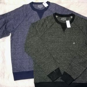 French Terry Crew Sweater Lot/Bundle
